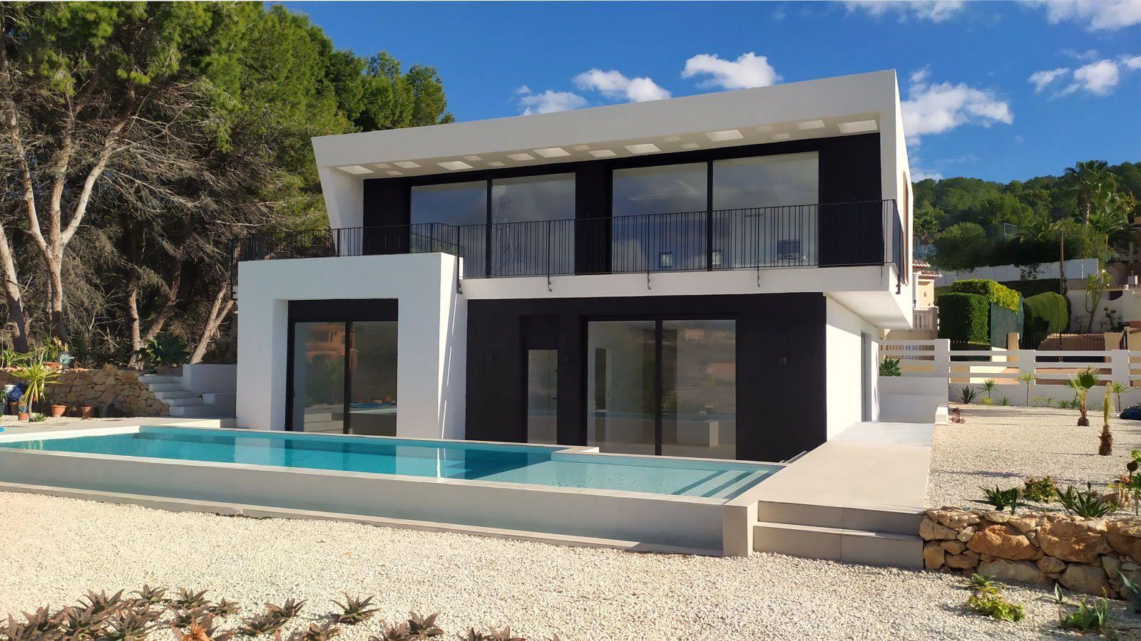 Villa in Calpe / Calp, cometa, for sale