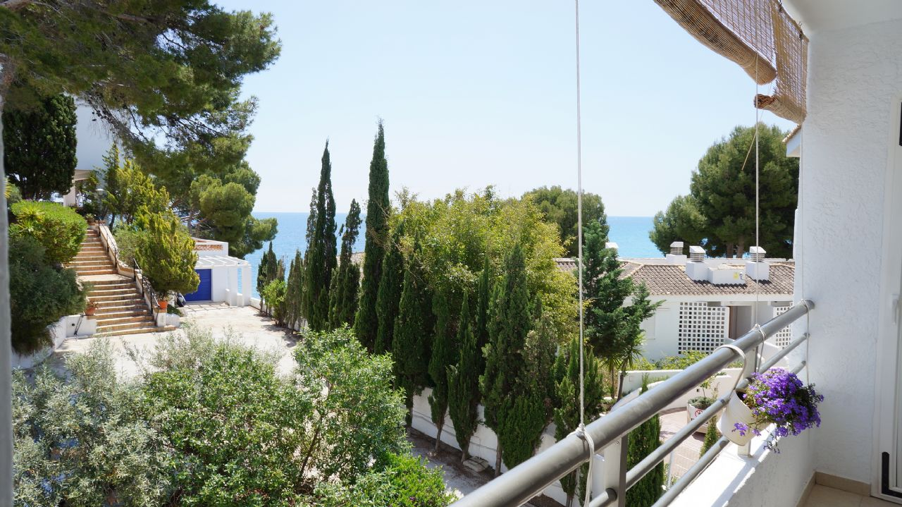 Apartment in Altea, Cap Negret, for sale