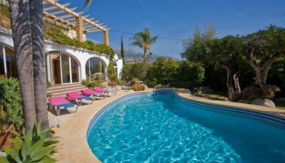 Villa in Altea, san roc, for sale