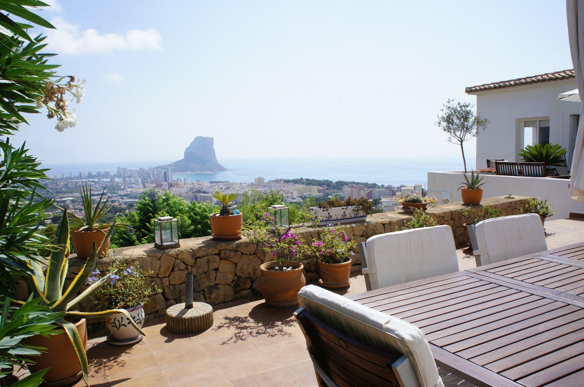 Villa in Calpe / Calp, cucarres, for sale