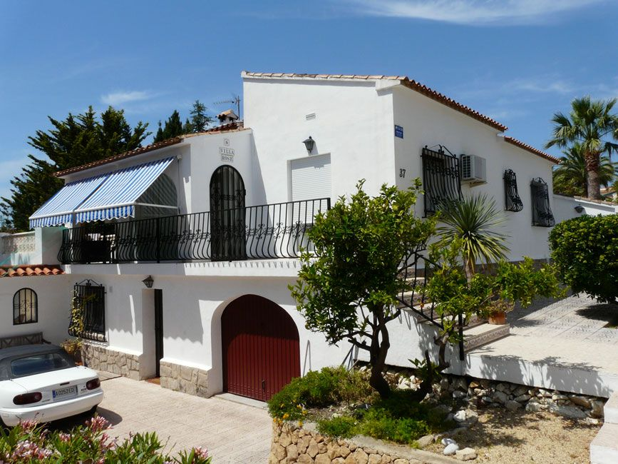 Casa / Chalet en Alfaz del Pi / l'Alfàs del Pi, Urbanizacion Foya Blanca, venta