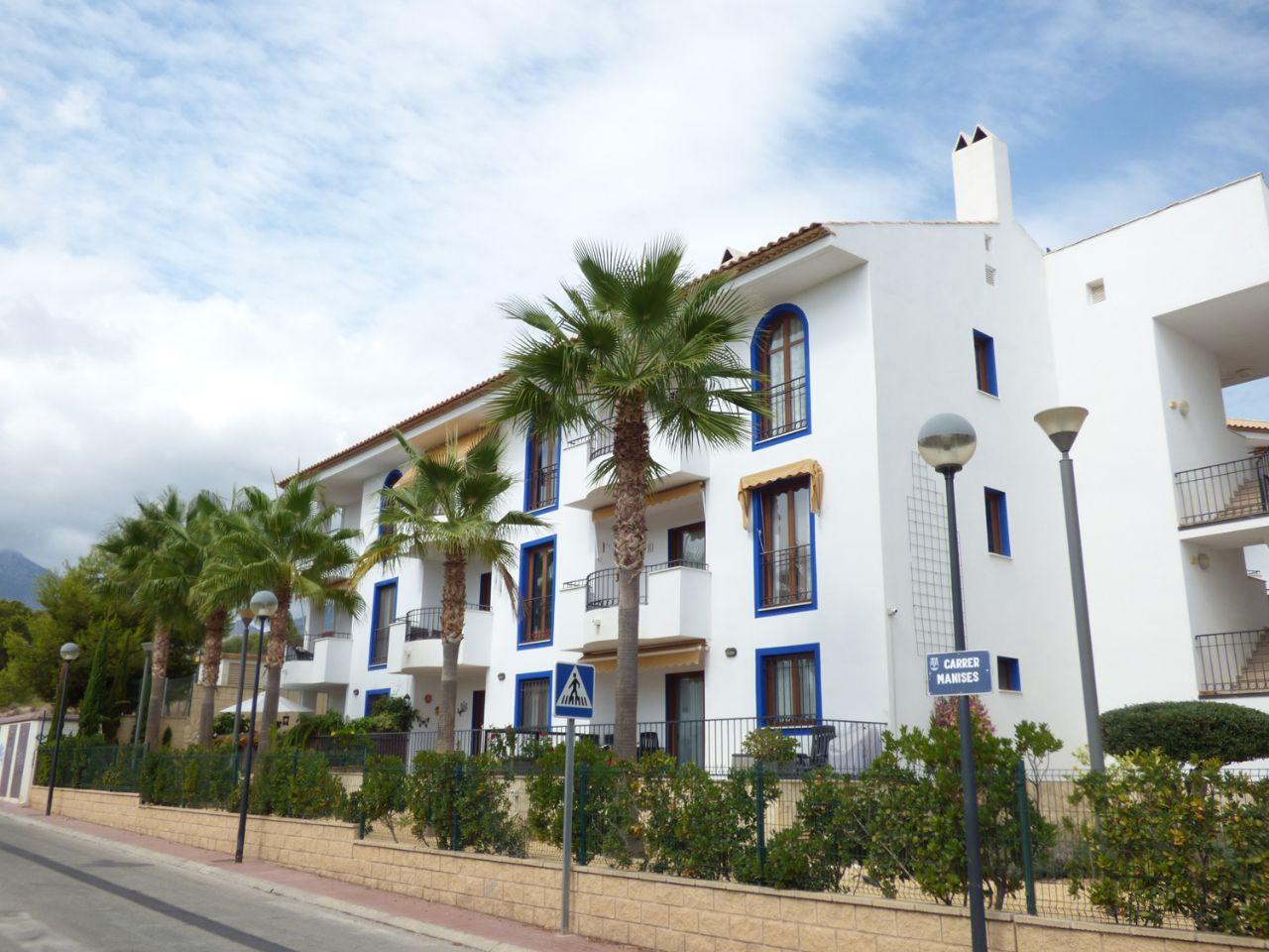 Apartamento en Alfaz del Pi / l'Alfàs del Pi, Alfaz del Sol, venta