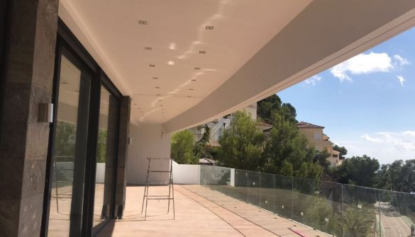 New Development of luxury villas in Altea