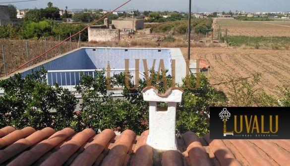 Casa de campo en Benicarló de 3 habitaciones