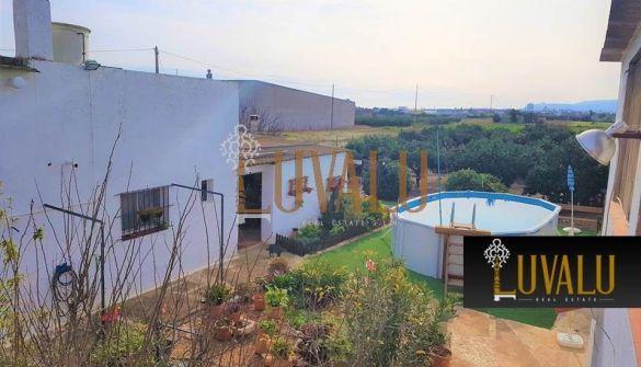 Casa de campo en Benicarló de 2 habitaciones