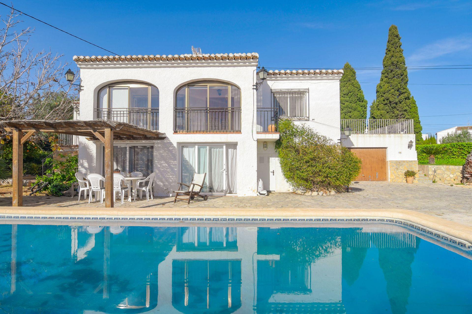 Villa in Jávea, La Seniola, for sale