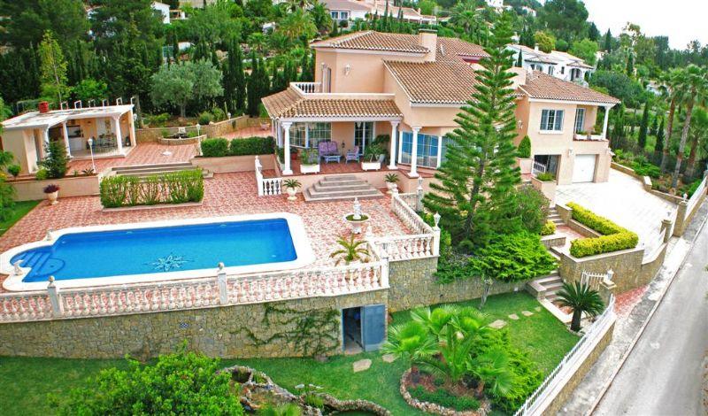Villa in Jávea, Montgo, for sale