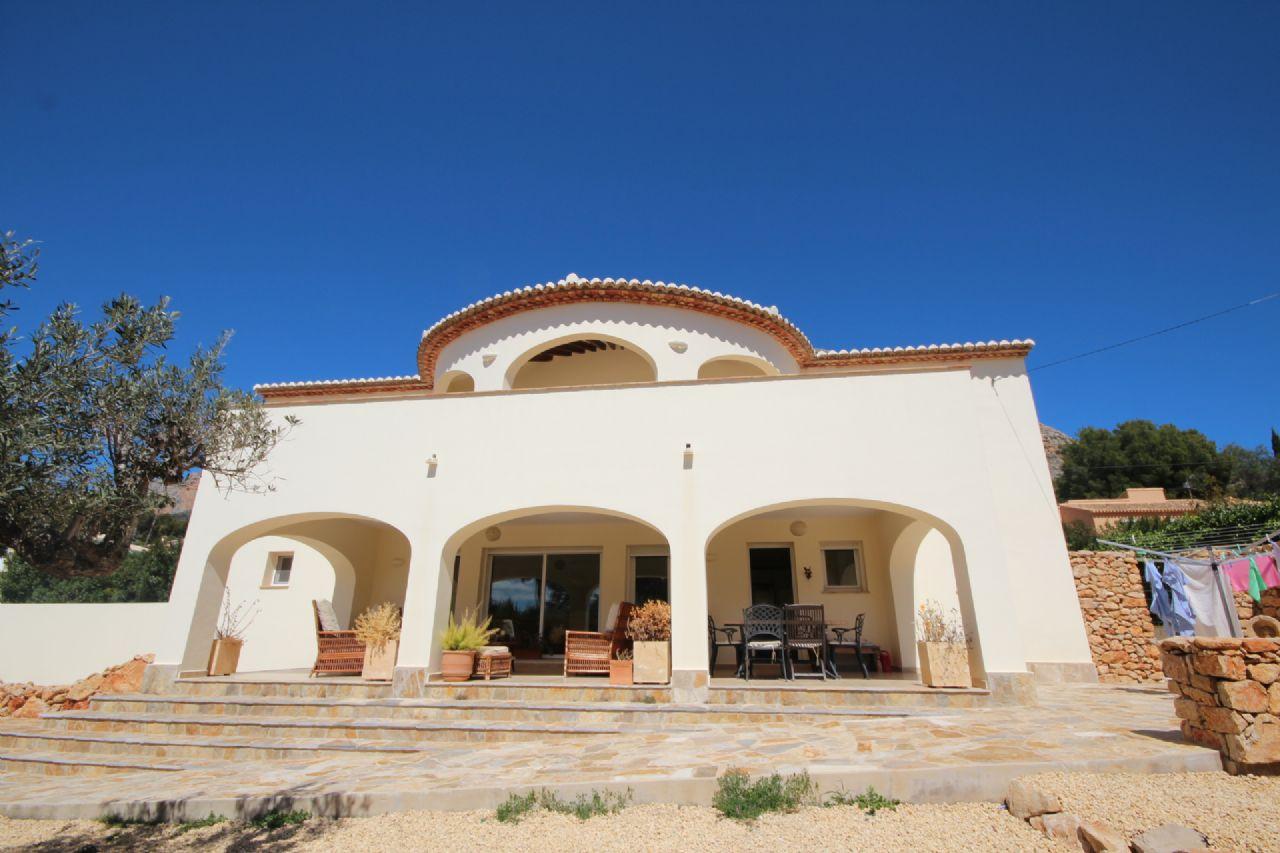 Villa in Jávea, Montgo, te koop