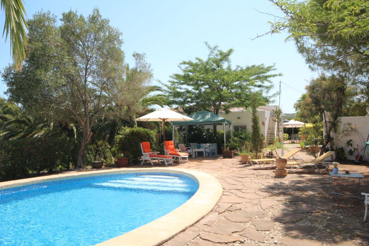 Villa in Jávea, Cap marti, te koop