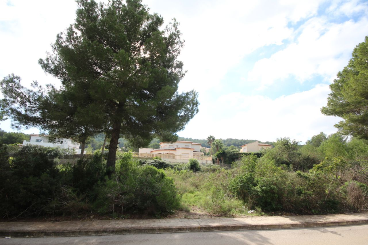 Plot in Jávea, piver, for sale