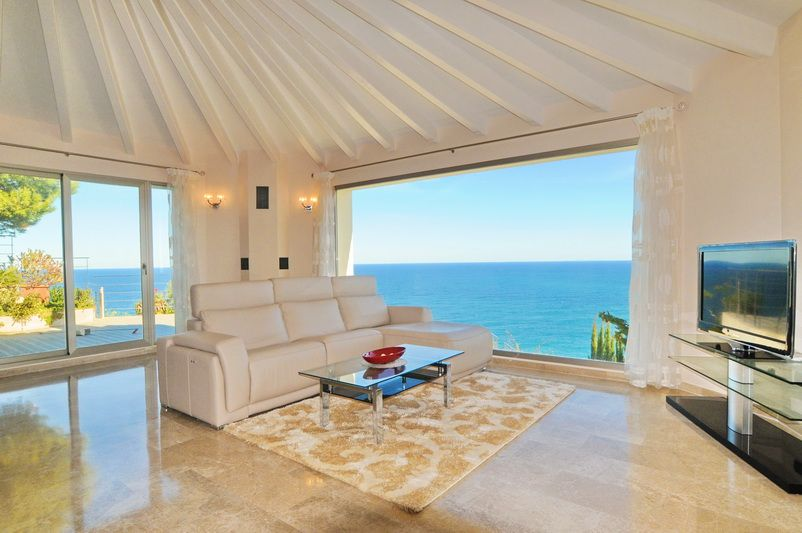 Villa in Jávea, Balcon al mar, for sale