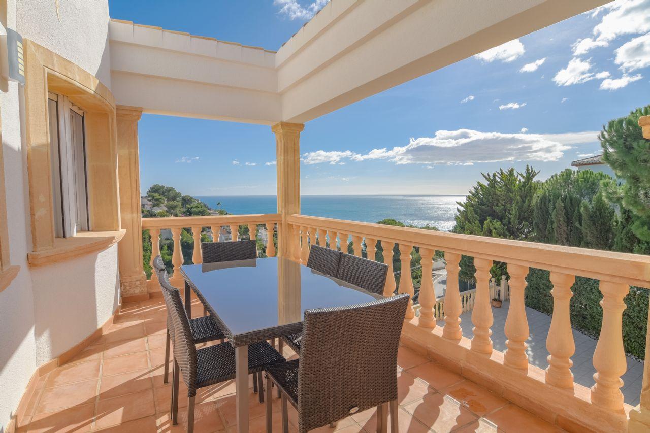 Villa in Jávea, Costa Nova Granadella, verkauf