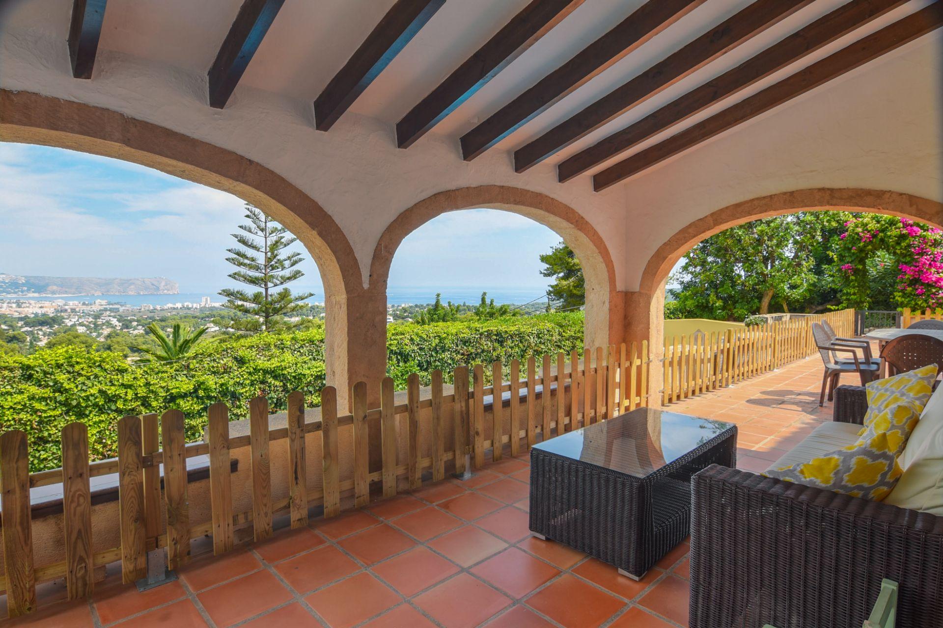 Villa in Jávea, Tosalet, te koop