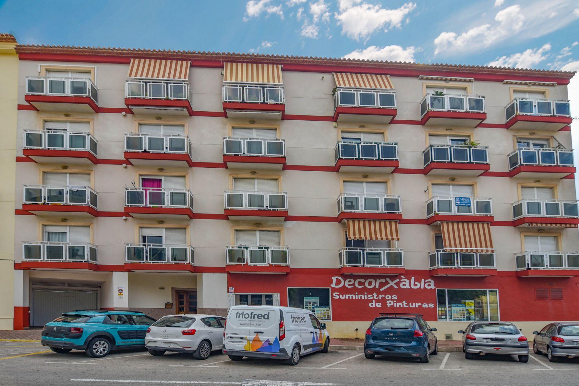 Appartemente in Jávea, ENTRE PUEBLO Y PUERTO, te koop