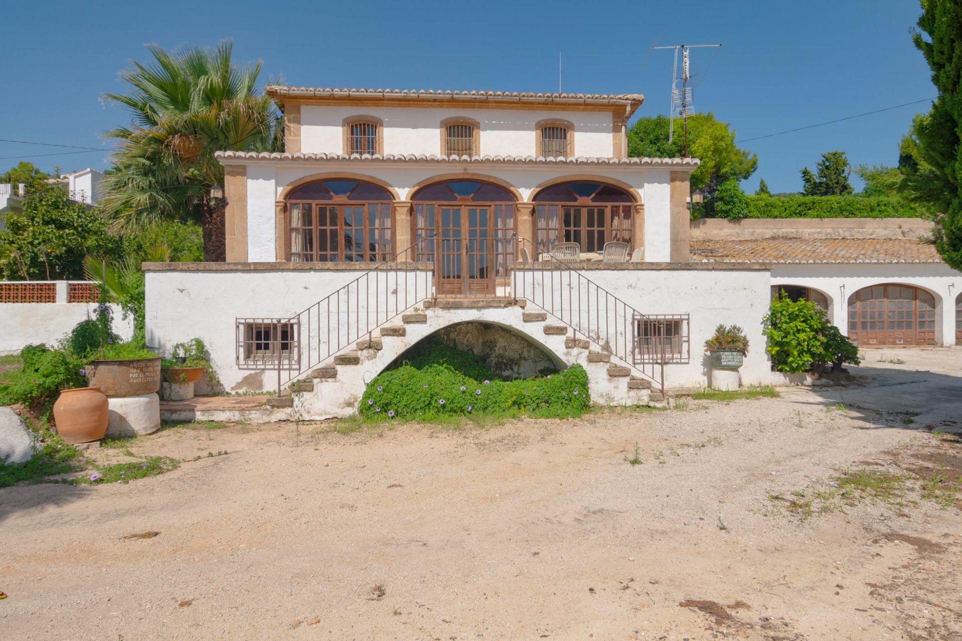 Casa / Chalet en Jávea, Puchol, venta