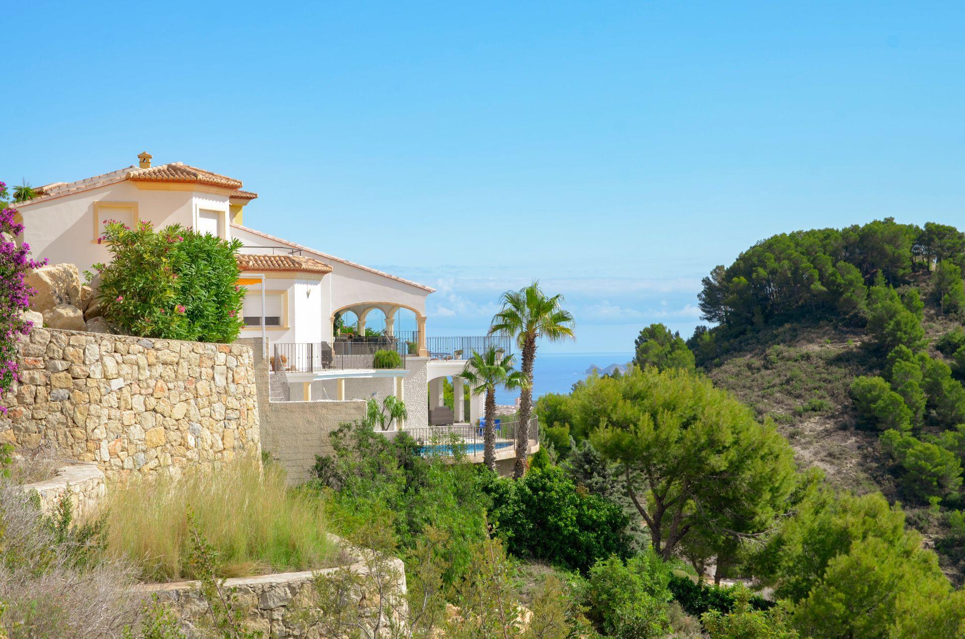 Villa in Jávea, Montgo Castellans, for sale