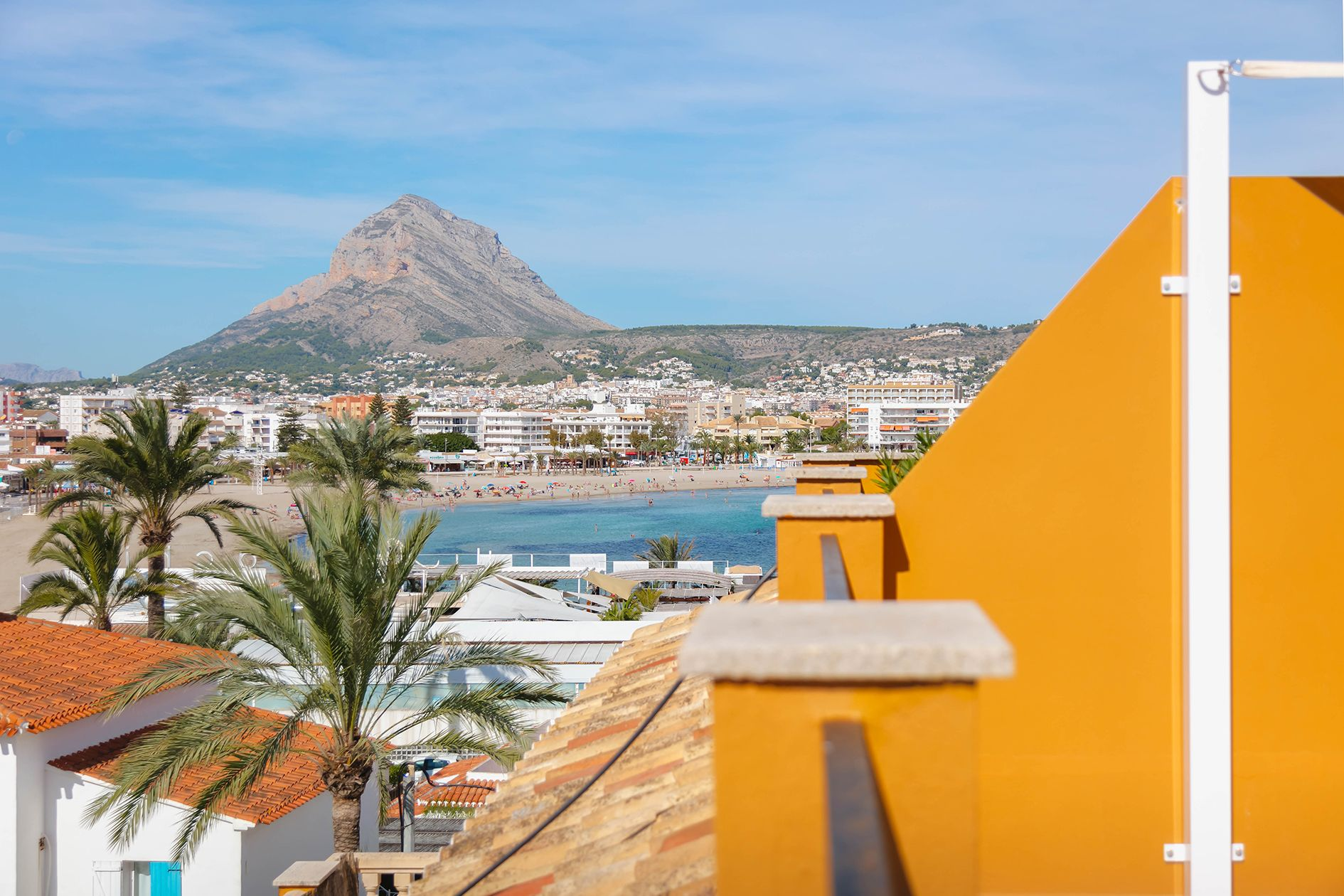 Apartment in Jávea, Arenal, for sale