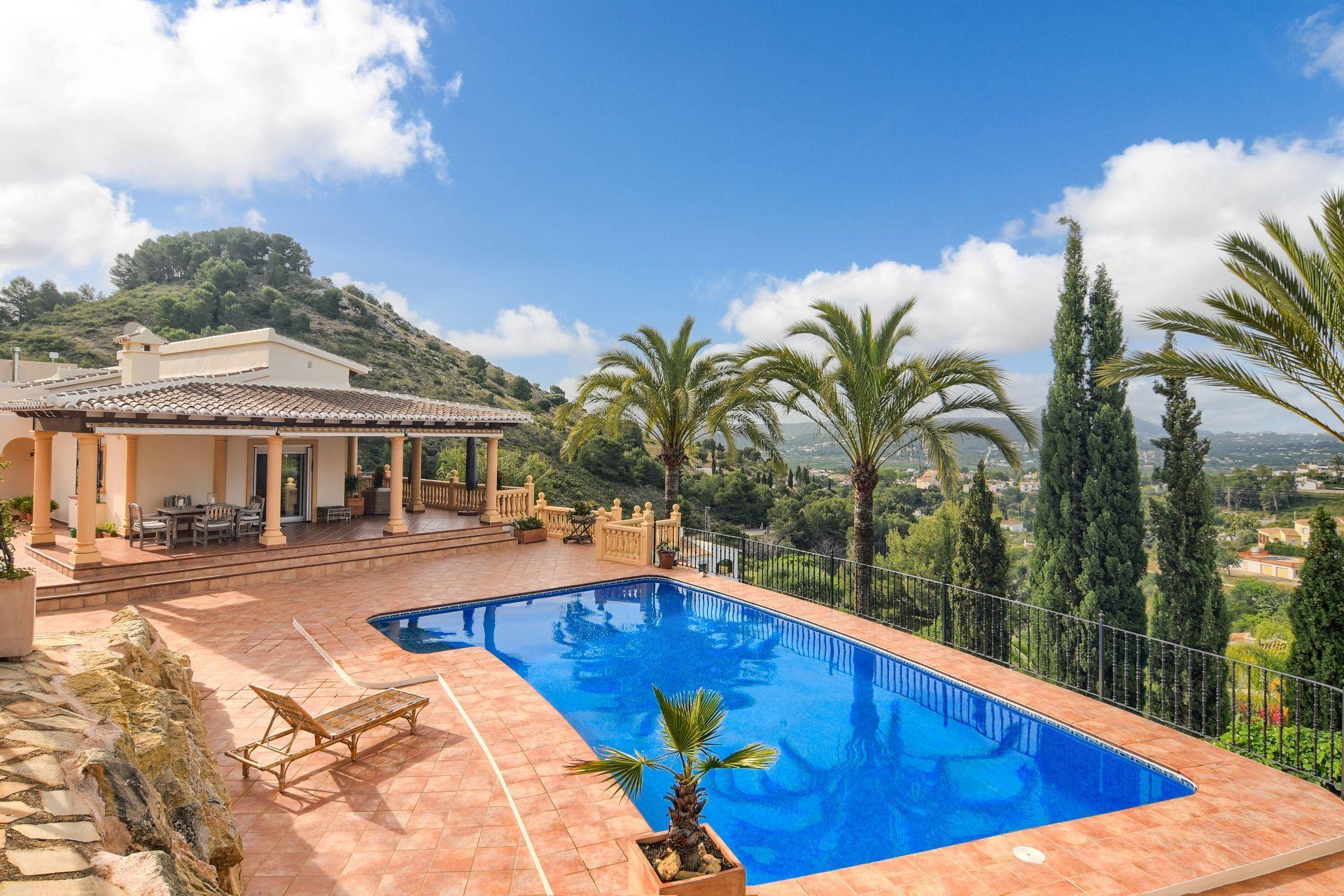 Villa in Jávea, Montgó Castellans, te koop