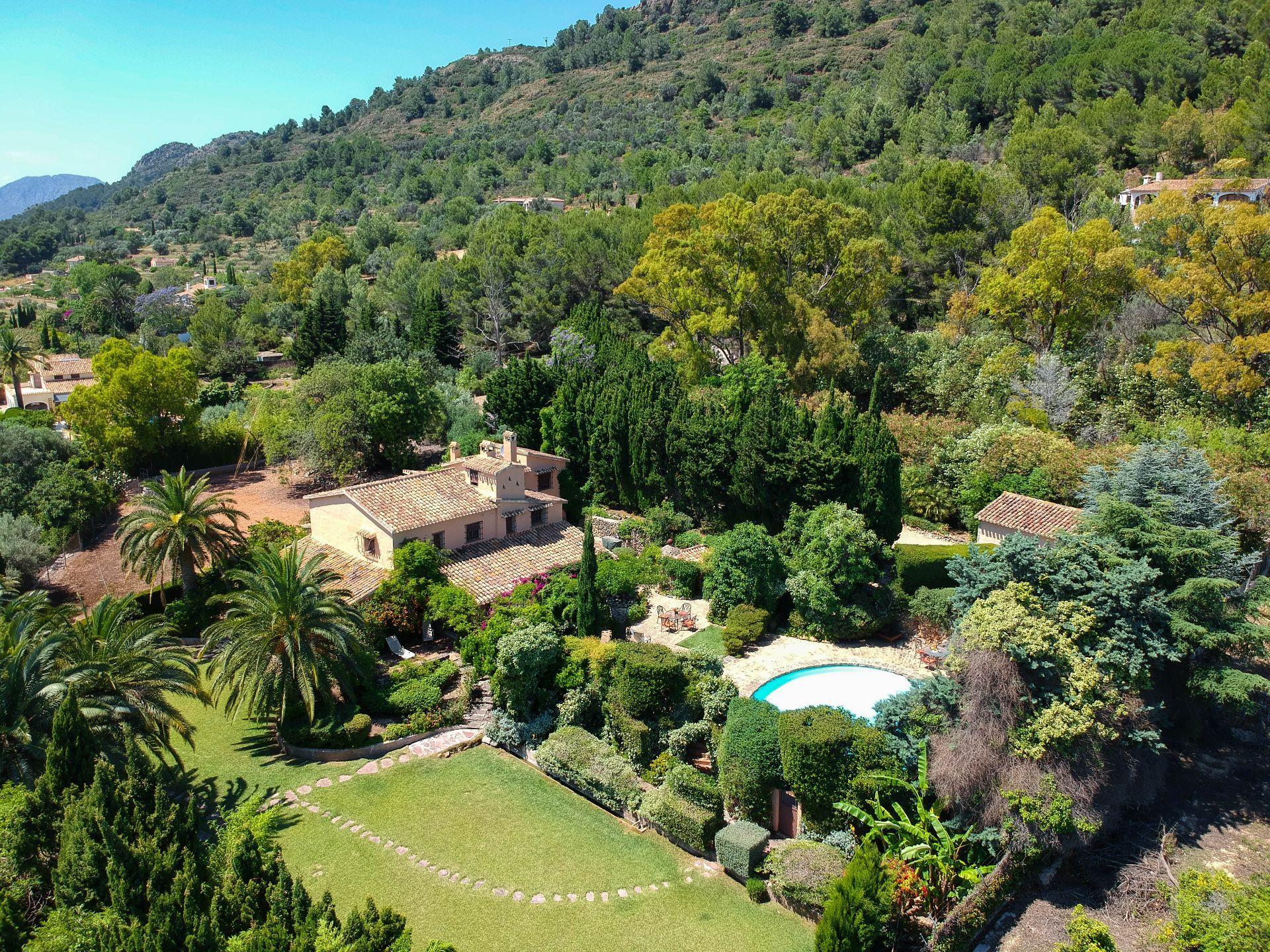 Villa in Pedreguer, te koop