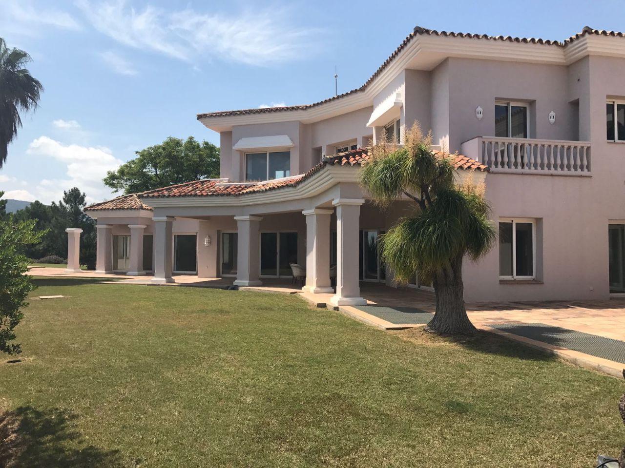 Villa de Lujo en Marbella, Zagaleta, alquiler