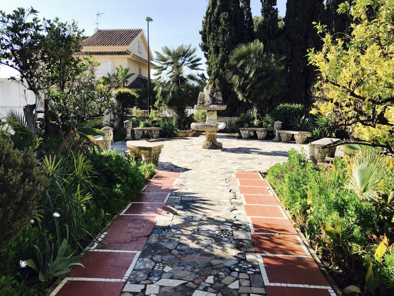 Omakotitalo sijainti Málaga, Miraflores del Palo, myynti