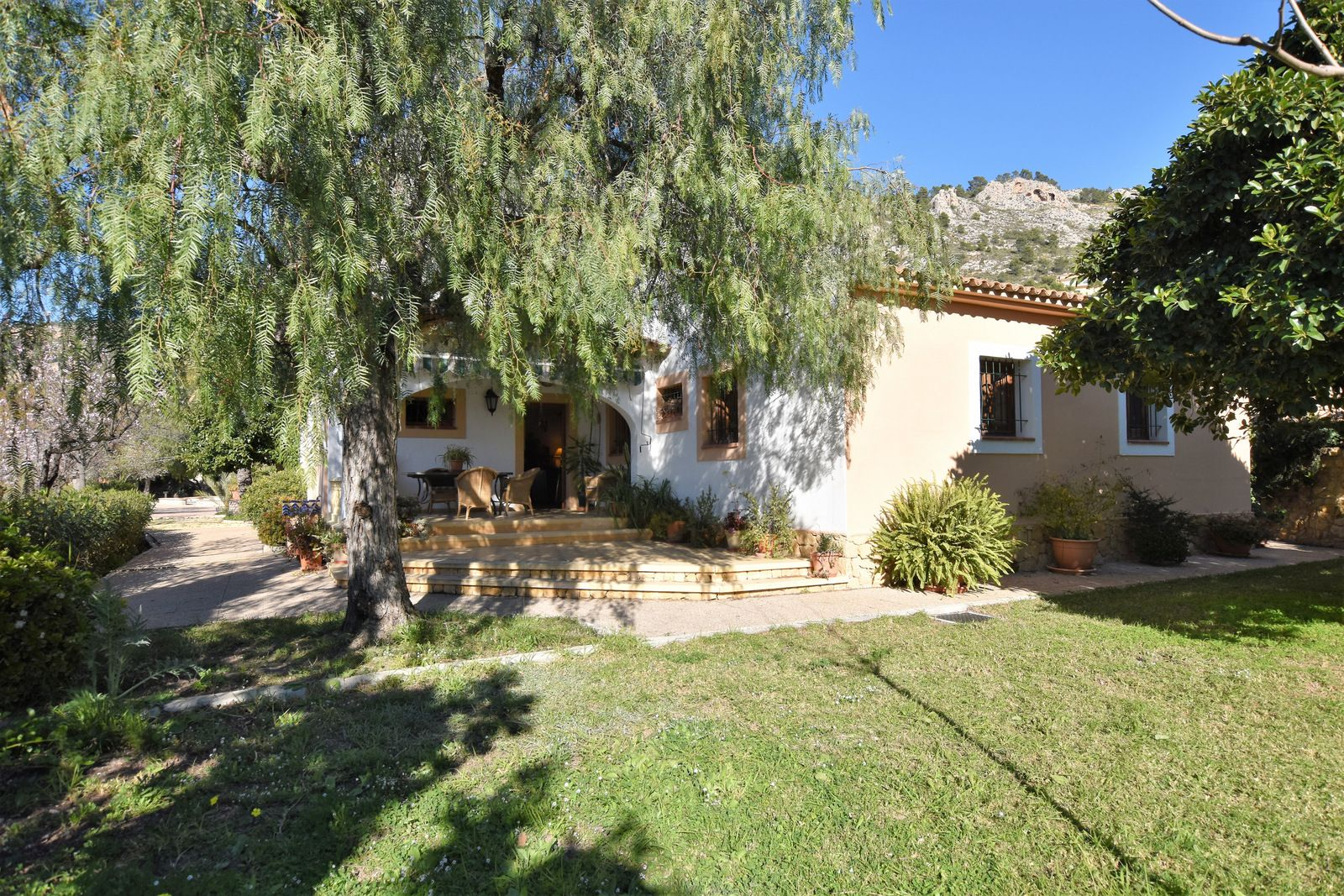 Villa in Finestrat, for sale