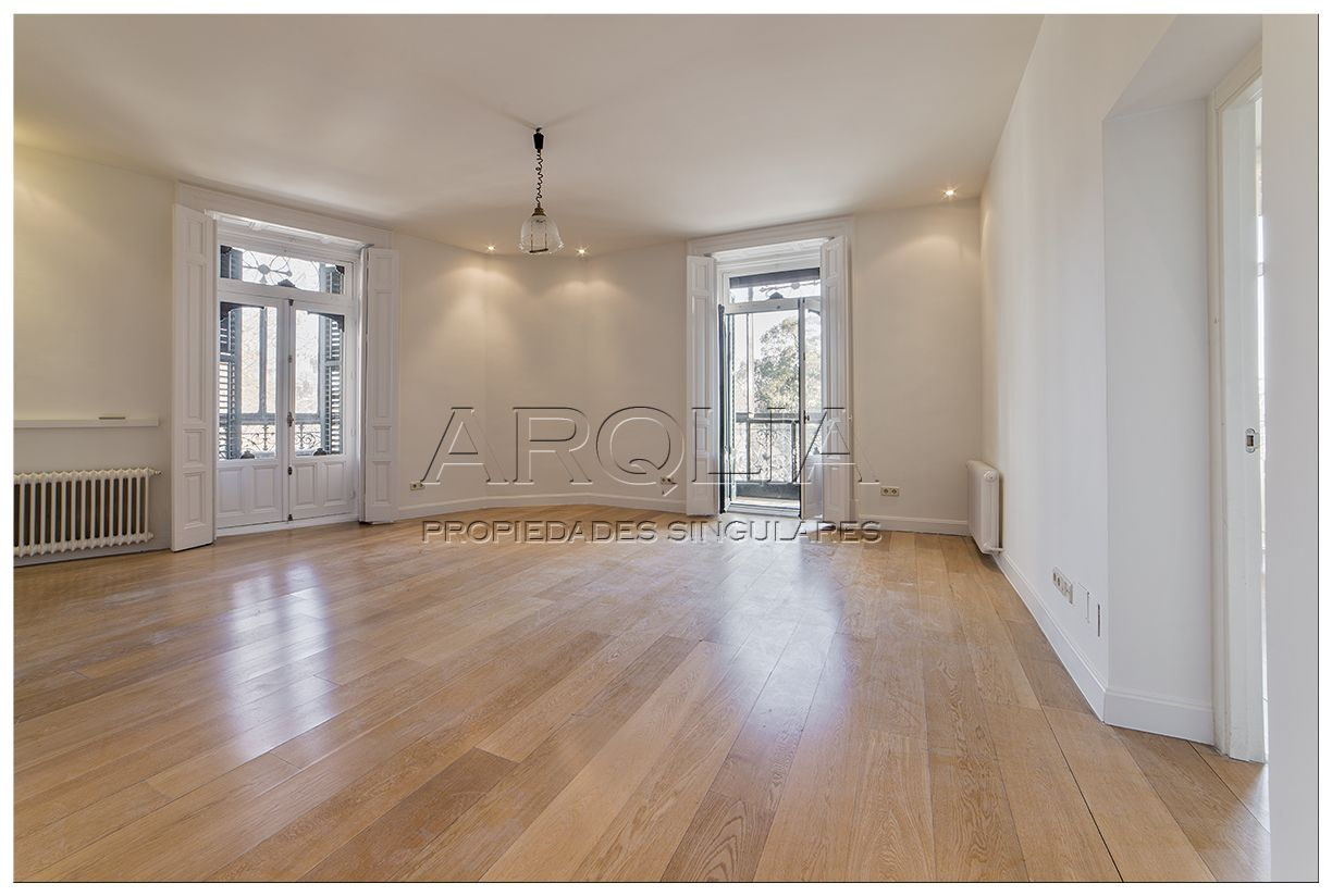Flat in Madrid, for rent