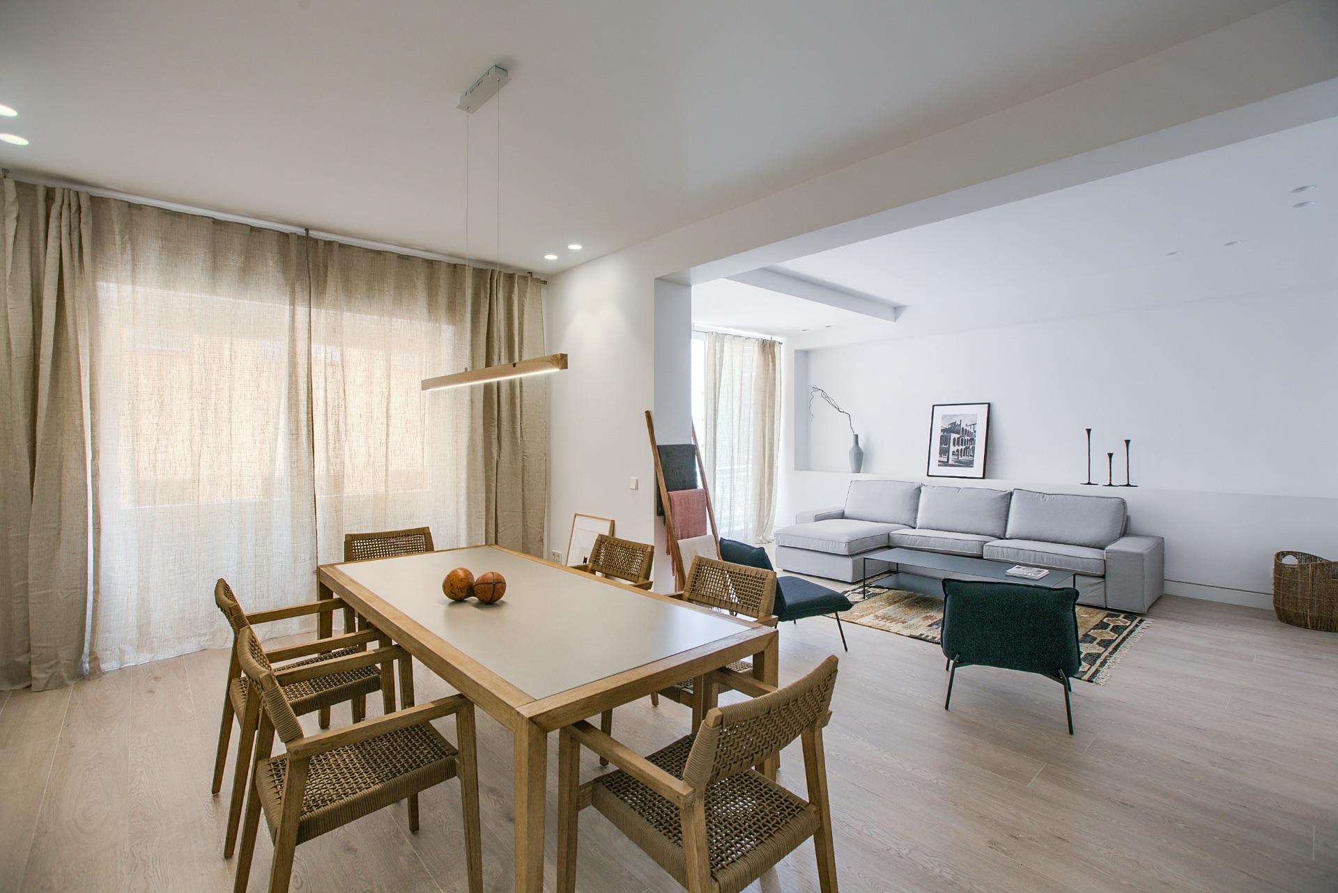 Lejlighed i Madrid, salg