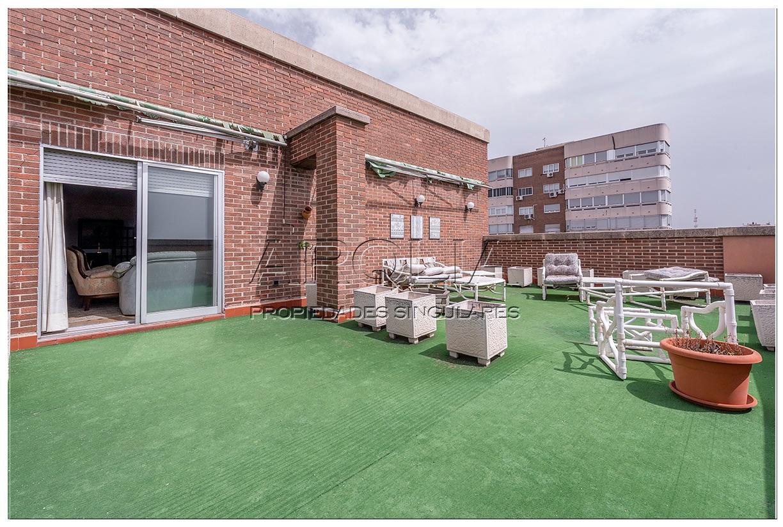 Penthouse lejlighed i Madrid, salg