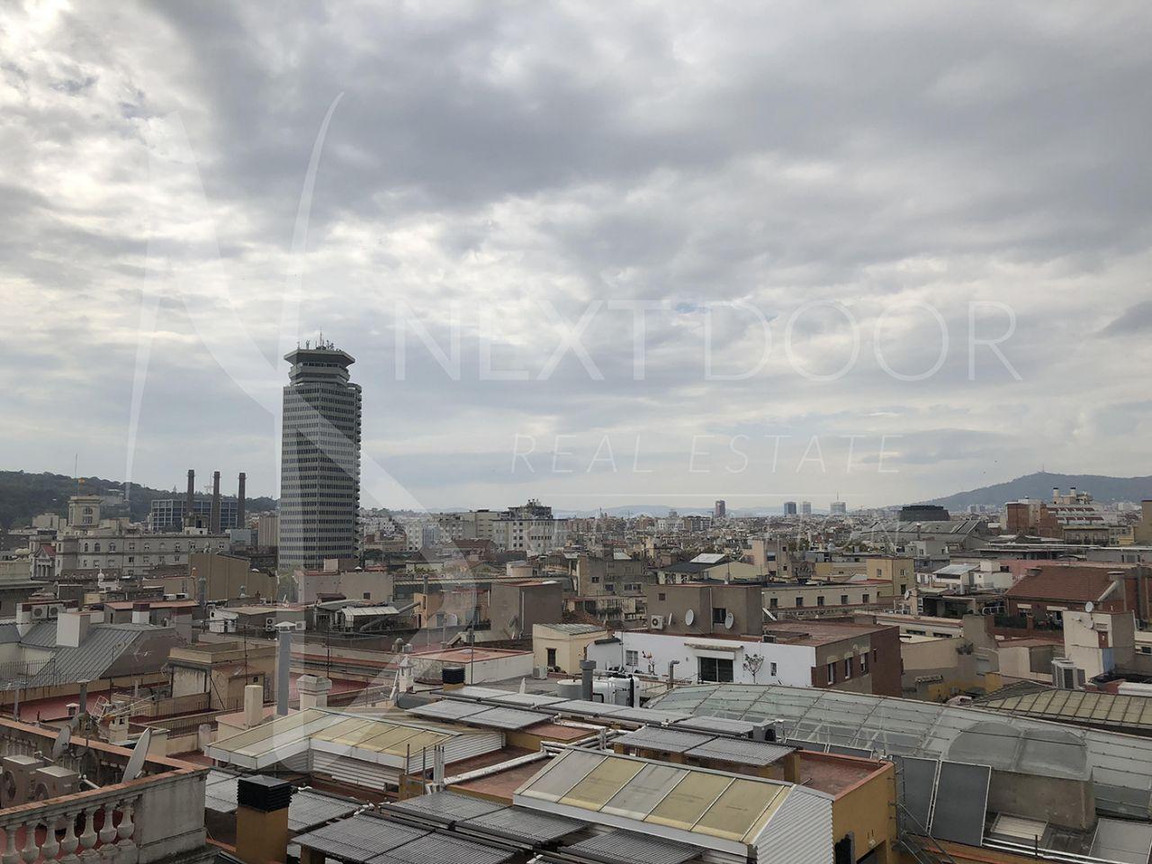Ático en Barcelona, Ciutat Vella, alquiler
