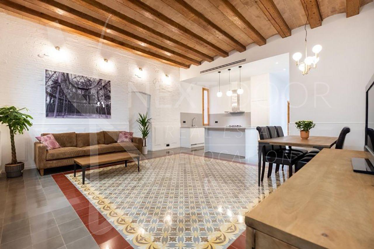 Appartement à Barcelona, Ciutat Vella, location
