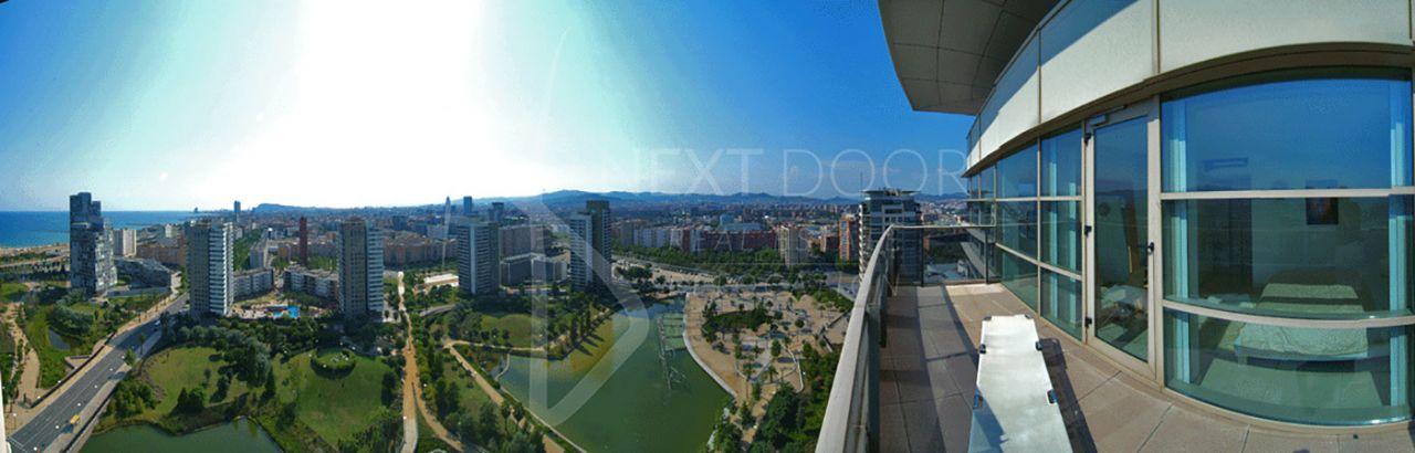 Dúplex en Barcelona, Sant Marti, alquiler