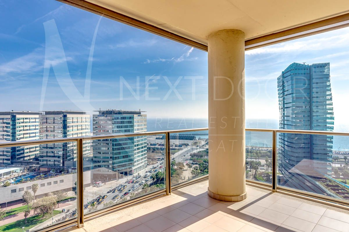 Verkauf Apartment in Barcelona, Diagonal Mar Lift