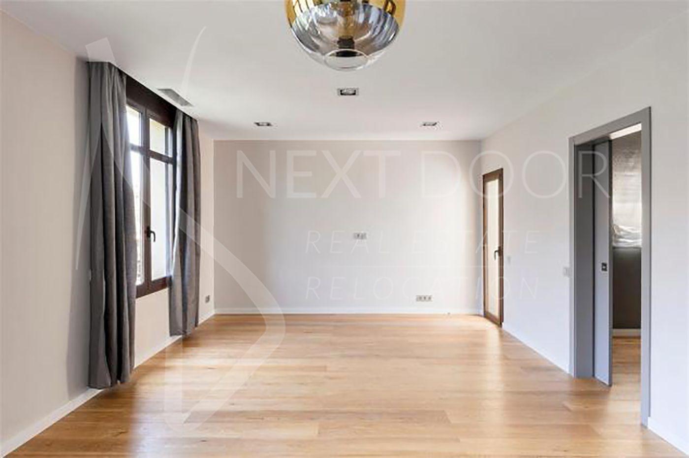 Appartement à Barcelona, Sarria-Sant Gervasi, location
