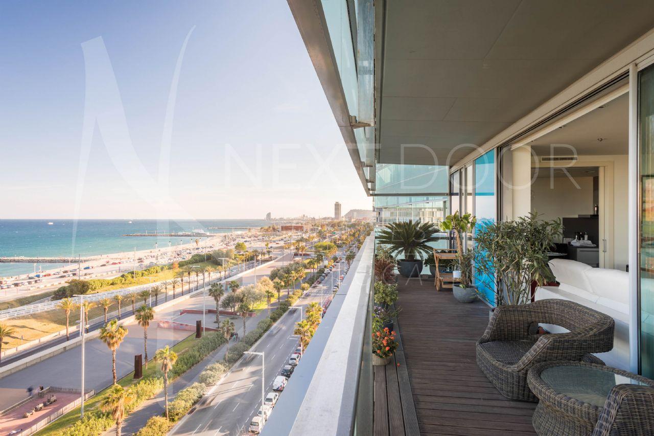 Appartement à Barcelona, Diagonal Mar, location