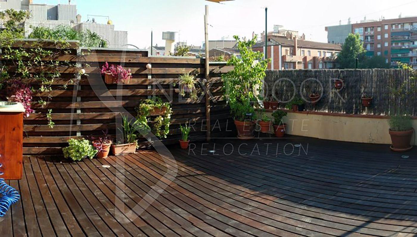 Appartement à Barcelona, Sants Montuic, location