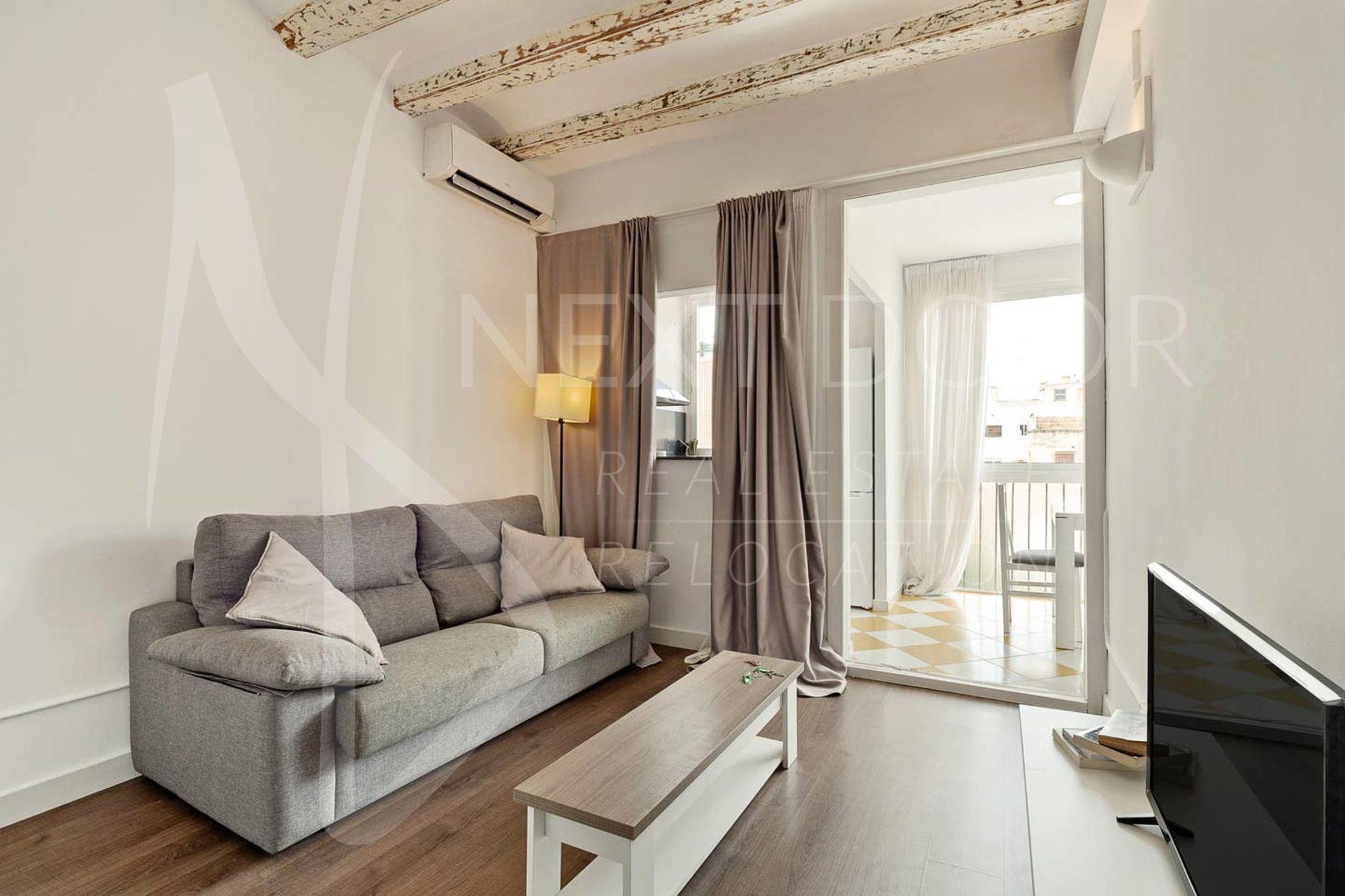 Appartement à Barcelona, Gràcia, location