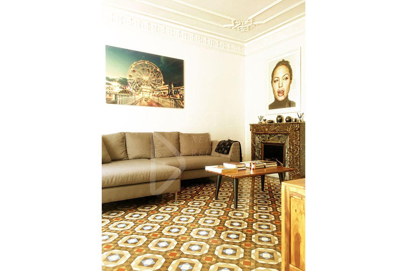 Appartement à Barcelona, Eixample, location