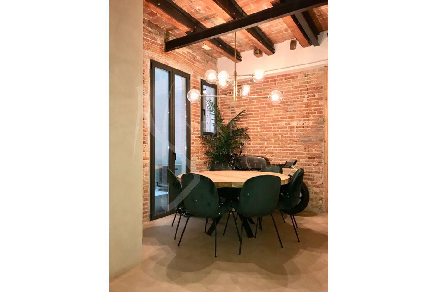 Appartement à Barcelona, Sarrià-Sant Gervasi, location