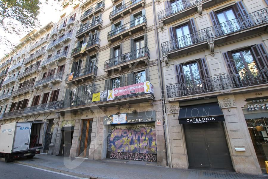 Locaux à Barcelona, Eixample, location
