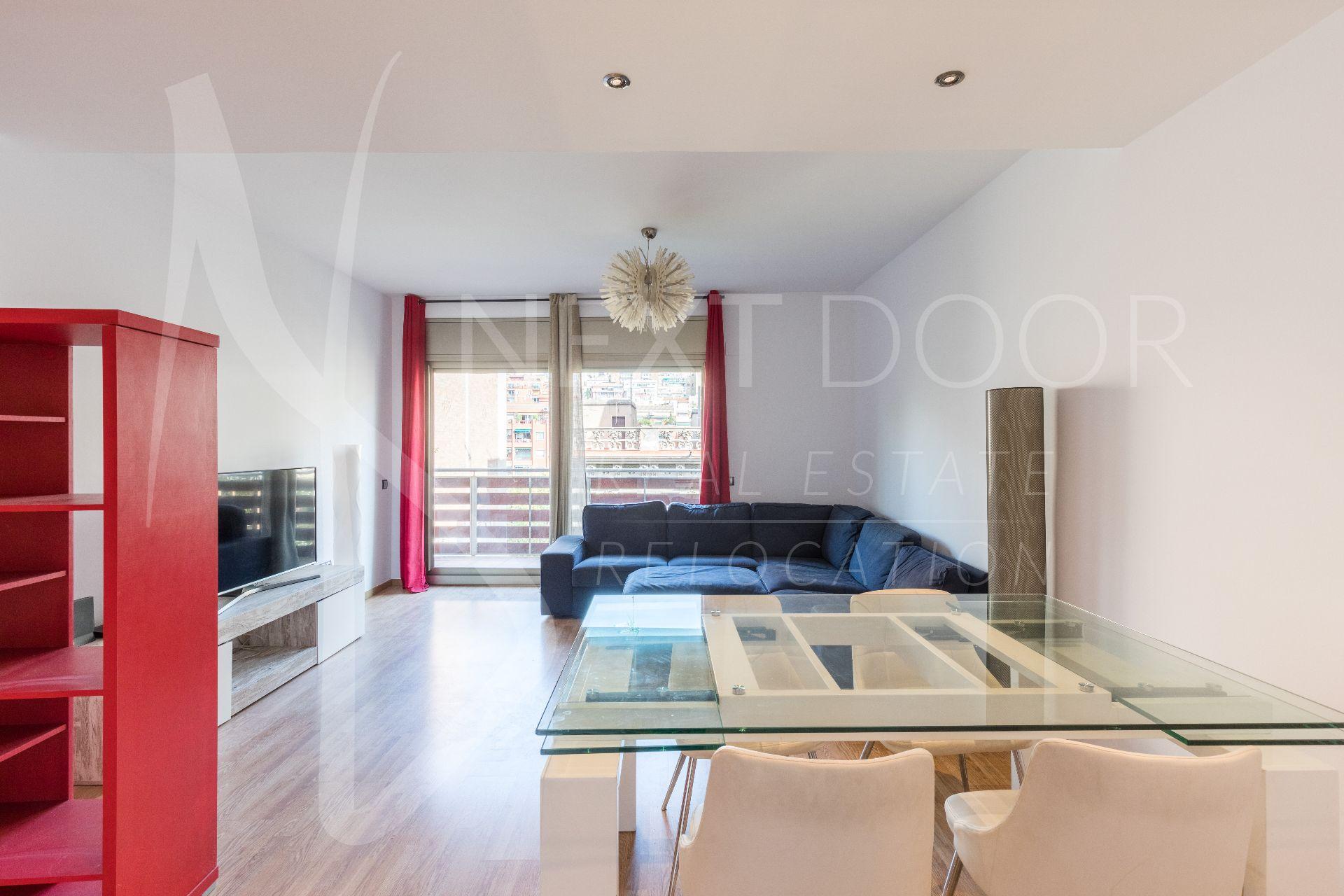 Apartamento en Barcelona, Sarria-Sant Gervasi, venta