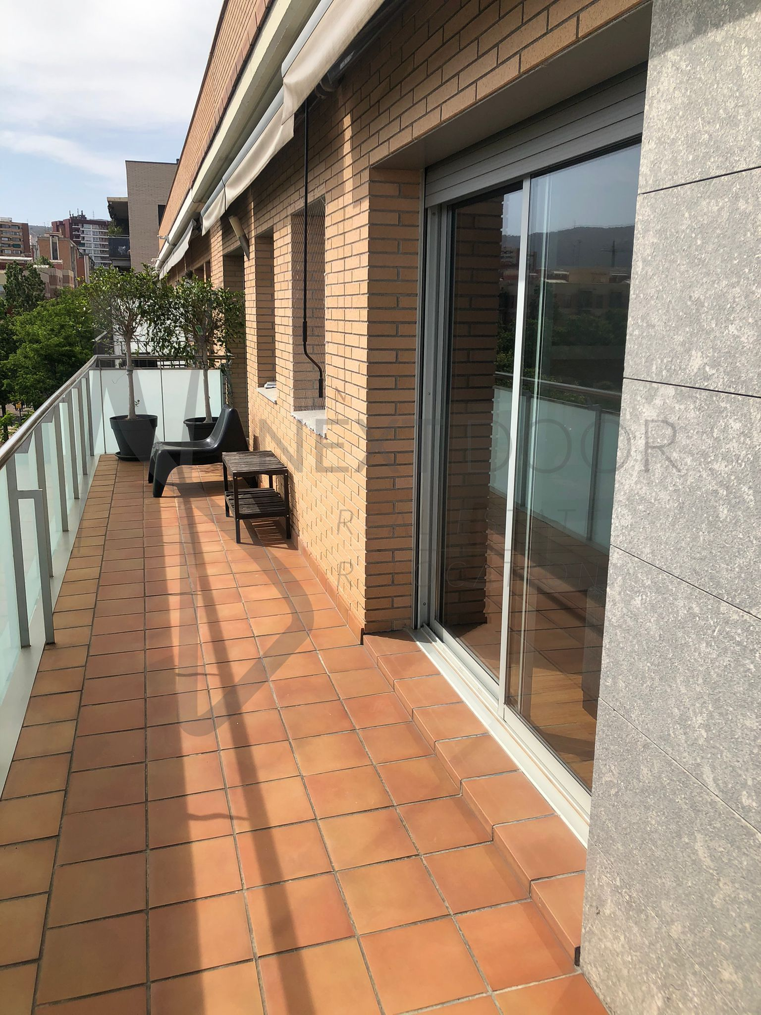 Ático en Barcelona, Nou Barris, alquiler