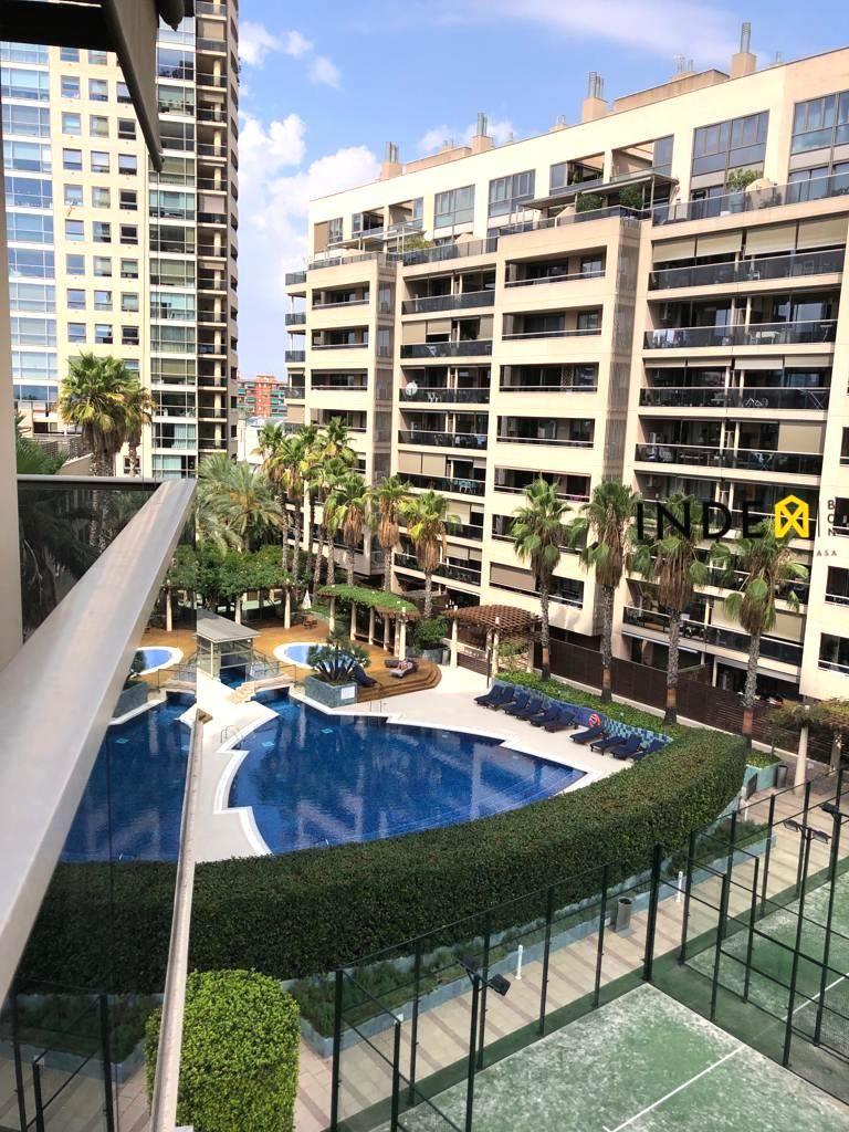 Piso en Barcelona, diagonal mar, alquiler