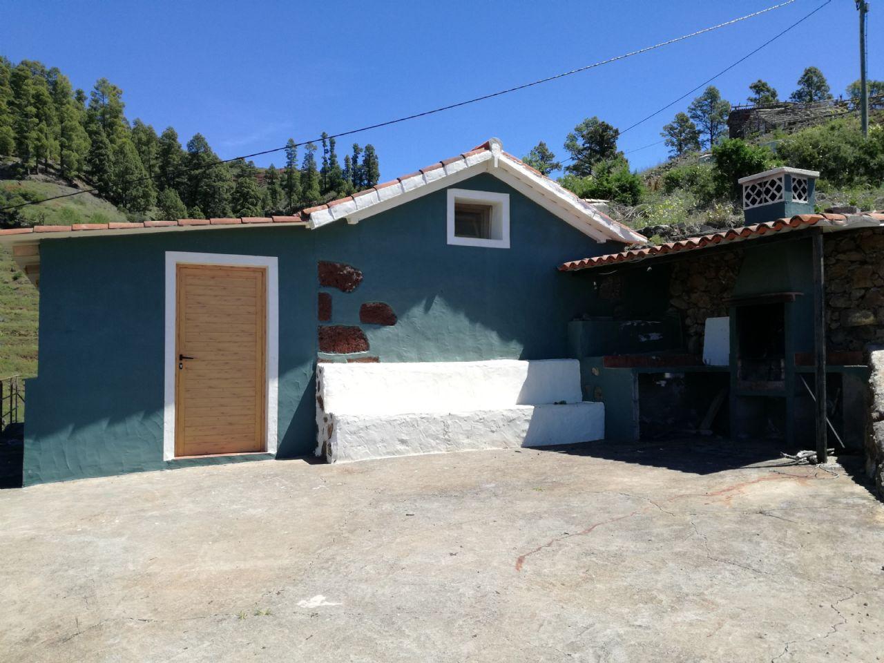 Maison de campagne à Tijarafe, Bellido, location
