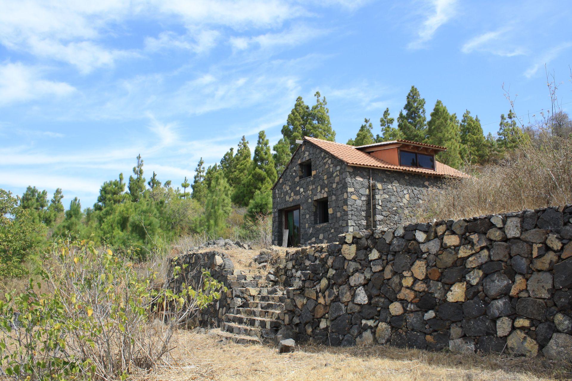 Casa de campo en Puntagorda, El Fayal, venta