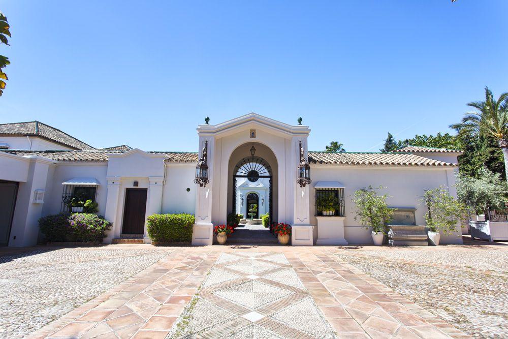 Villa de Lujo en Marbella, Guadalmina baja, venta