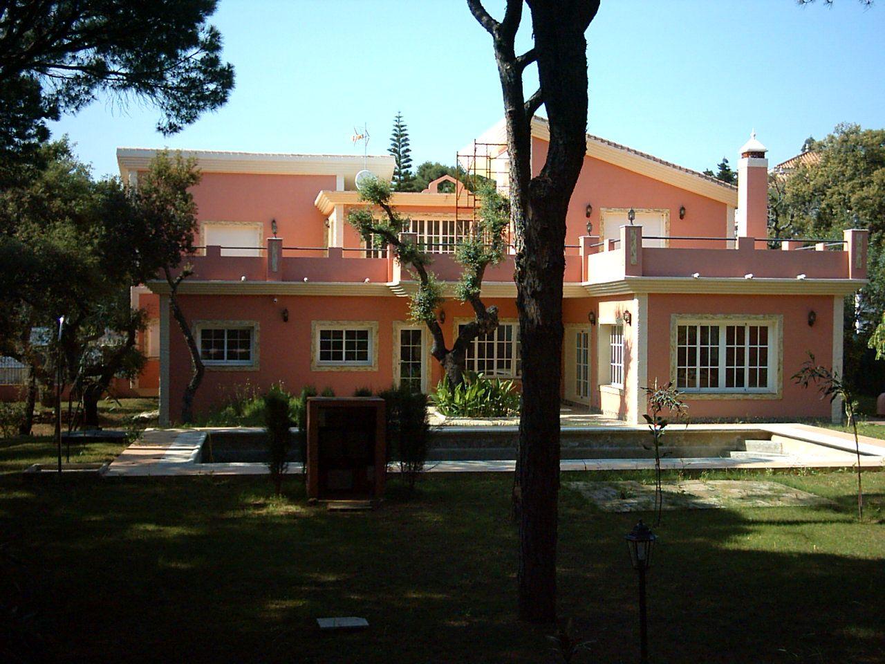 Villa de Lujo en Marbella, Hacienda las Chapas, venta