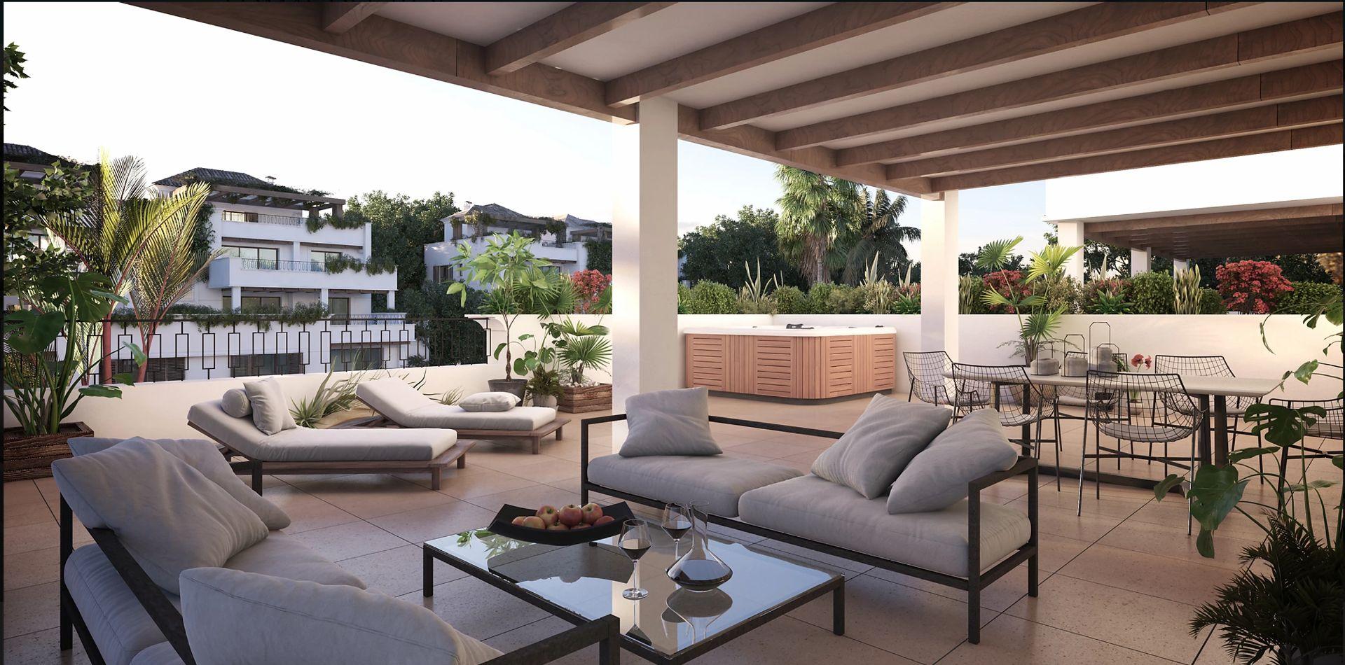 Ático en Marbella, Lomas de Marbella Club, venta