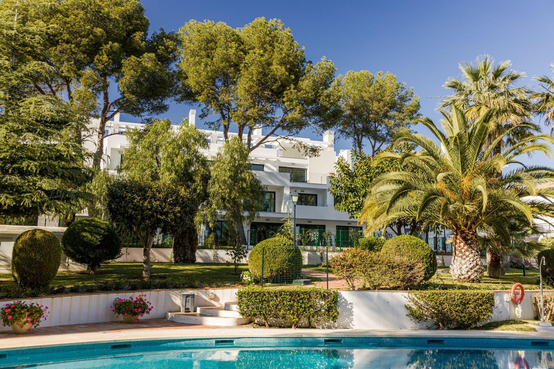 Apartamento en Marbella, Naguelles Alto, alquiler
