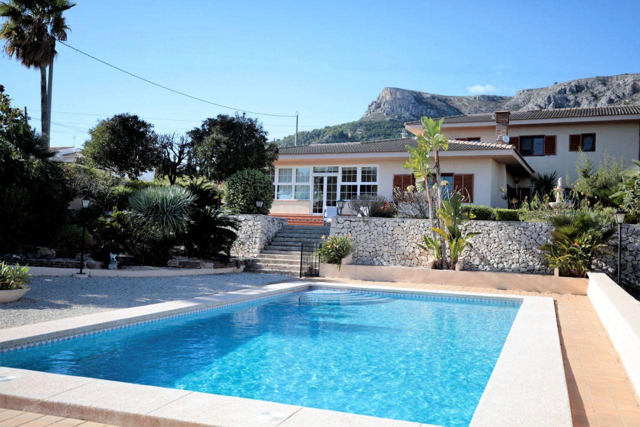 Villa de Lujo en Calpe / Calp, Benicolada, venta